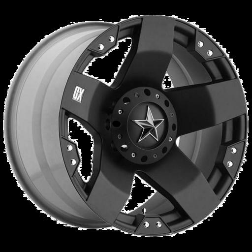 XD775 ROCKSTAR Mat zwart