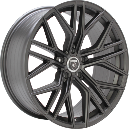 ST-9 R FLOW FORGED Mat antraciet