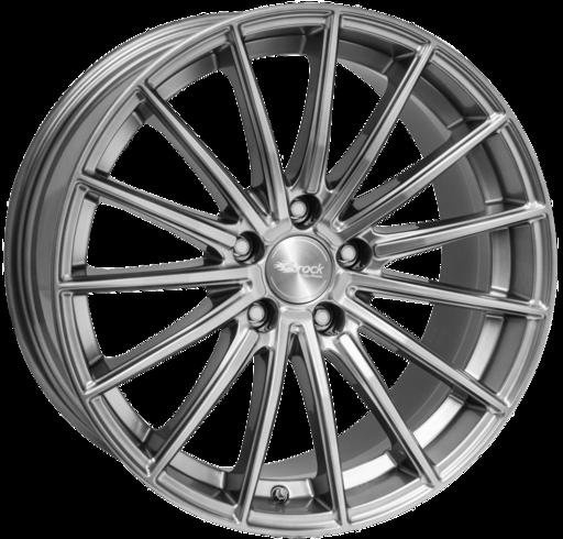 B36 Donker zilver