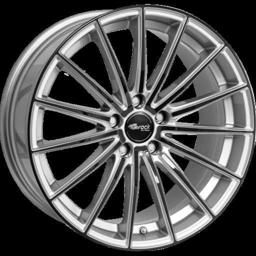 B36 Zilver met zwarte voorkant