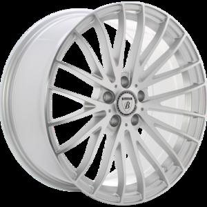 BAROTELLI ST-1: Zilver gepolijst met coating