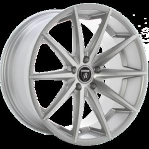 BAROTELLI ST-3: Zilver gepolijst