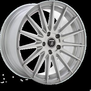 BAROTELLI ST-4: Zilver gepolijst