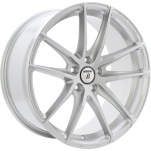 BAROTELLI ST-7 F FLOW FORGED: Silver