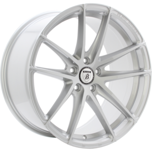 BAROTELLI ST-7 R FLOW FORGED: Zilver