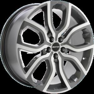 GMP EVOS hliníkové disky 8x20 5x108 ET45 Anthracite polished